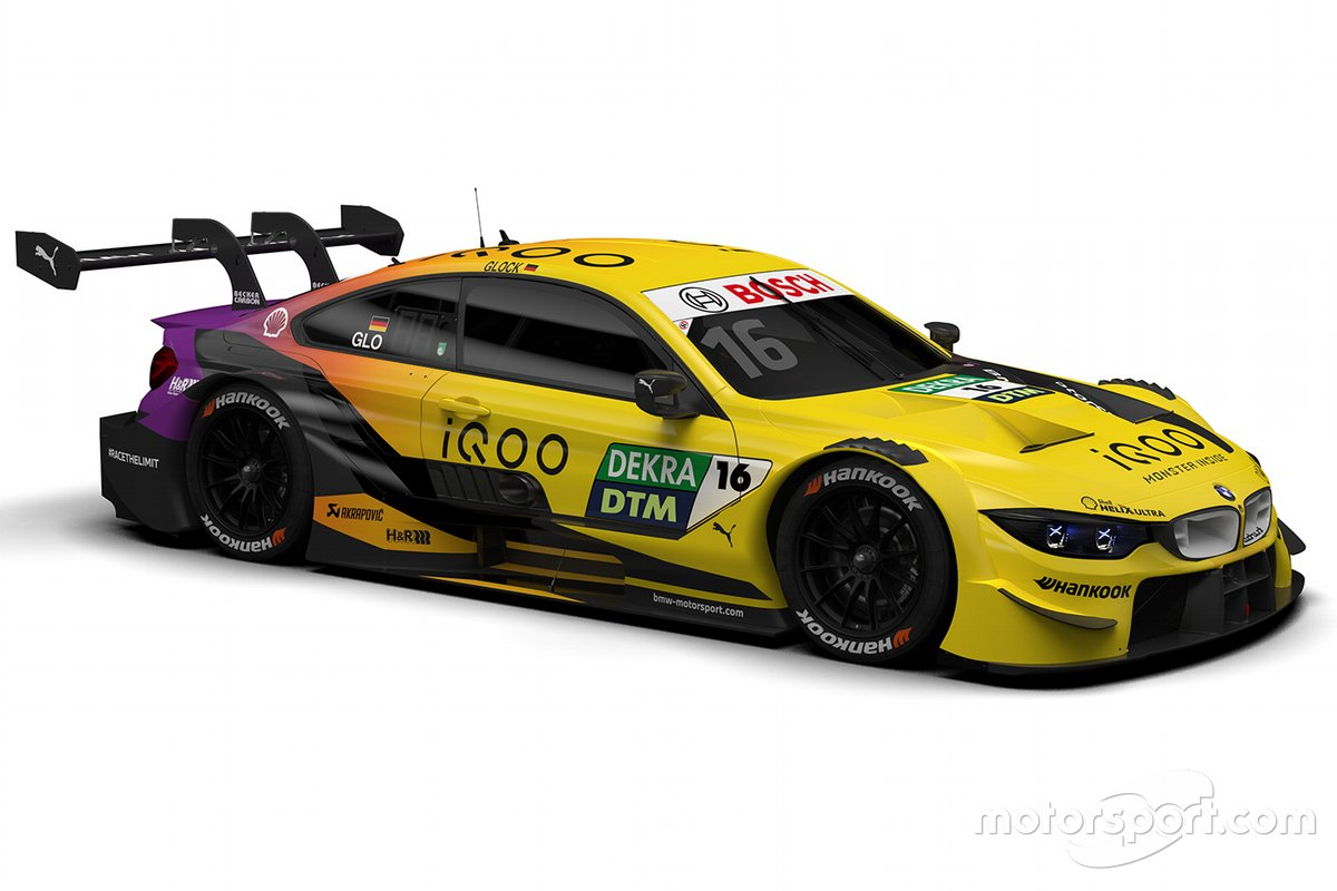 #16: Timo Glock (BMW Team RMG)