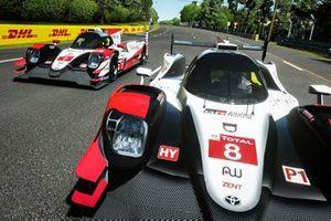 Virtual LeMans24 TOYOTA GAZOO Racing