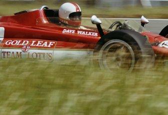 Dave Walker, Lotus 56 Turbine