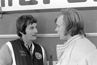Ronnie Peterson, March, mit Robin Herd