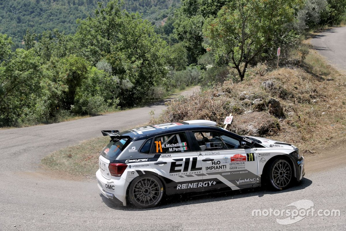 Rudy Michelini, Michele Perna, MOVISPORT SSDRL, Volkswagen Polo GTI R5