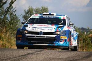Fabian Kreim DEU Frank Christian DEU Volkswagen Polo GTI R5