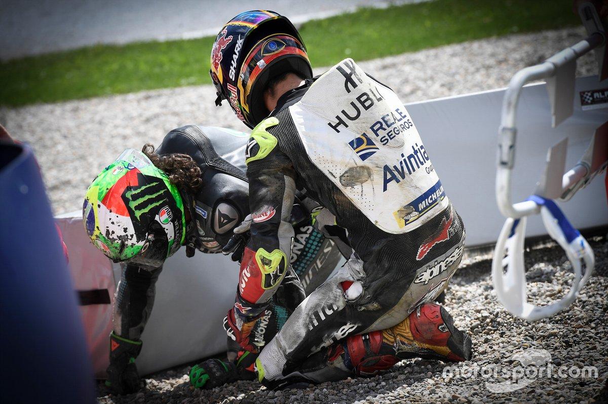 Franco Morbidelli, Petronas Yamaha SRT, Johann Zarco, Avintia Racing
