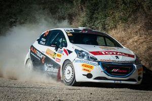 Alex Raschi, Peugeot 208R2B