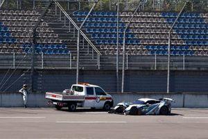#77 Callaway Competition Corvette C7 GT3-R: Jeffrey Schmidt, Markus Pommer.