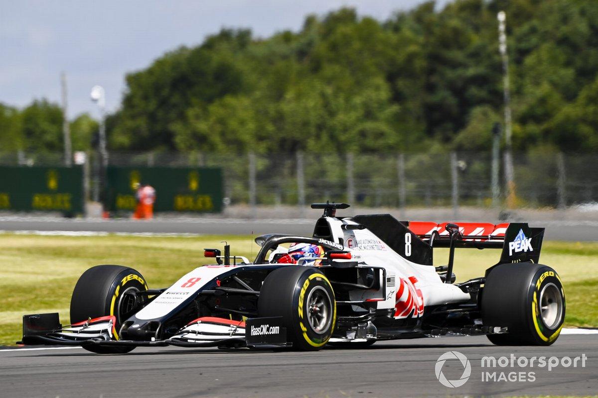 17-е место: Ромен Грожан (Haas)