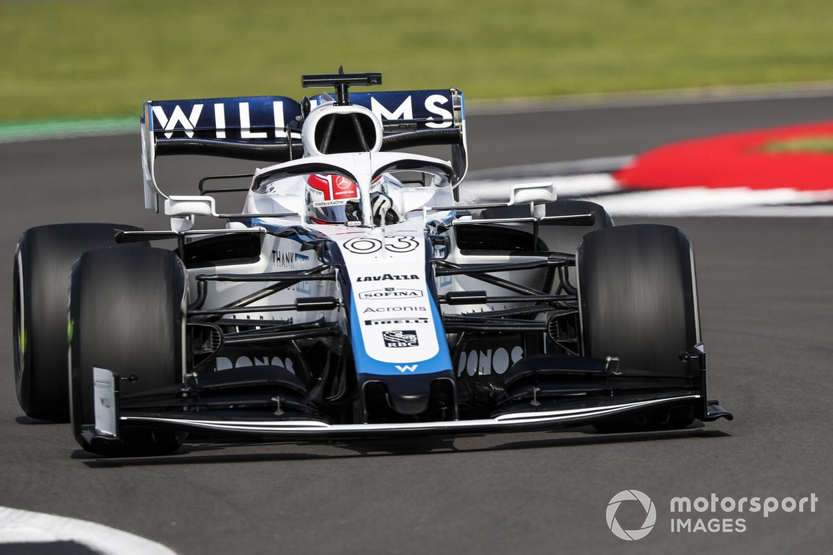 George Russell, Williams: 8 puan