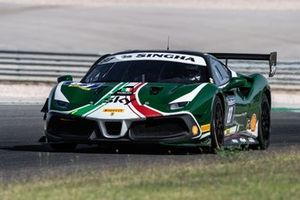 Olivier Grotz, Formula Racing, Ferrari 488 Challenge Evo