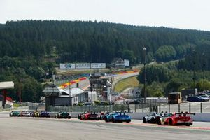 DTM-Action in Spa-Francorchamps
