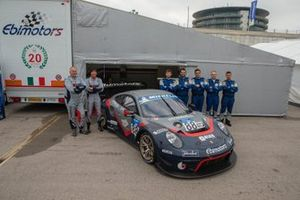 Alessandro Baccani, Porsche 911 GT3, Ebimotors