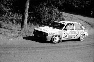 Dominique Dumont, Christian Sterckx, Renault 11 Turbo
