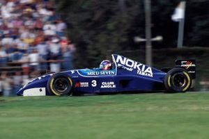 Ukyo Katayama, Tyrrell 023 Yamaha