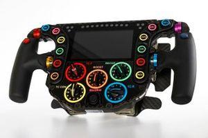 2016 Porsche 919 steering wheel