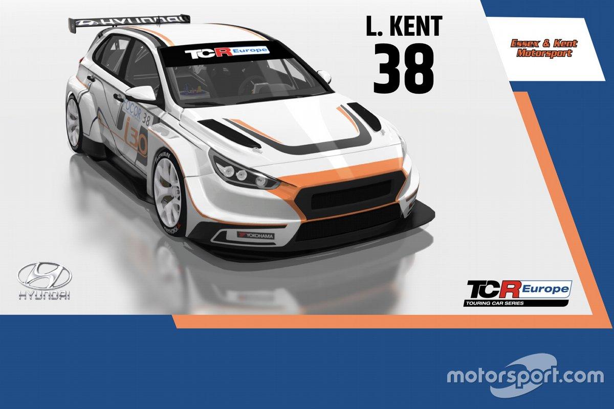 Lewis Kent, Essex & Kent Motorsport, Hyundai i30 N TCR