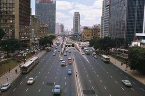 Visita general de la ciudad de Sao Paulo