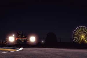#14 FA/RB Allinsports Oreca 07 LMP2: Fernando Alonso, Rubens Barrichello, Olli Pahkala, Jarl Teien
