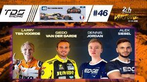 Line-up #46 TDS E Racing