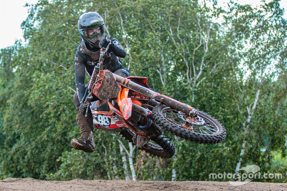 Bas Vaessen, Hitachi KTM Fuelled by Milwaukee
