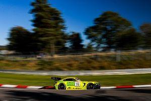 #70 Team Landgraf - HTP/WWR Mercedes-AMG GT3: Dirk Müller, Luca-Sandro Trefz, Manuel Metzger
