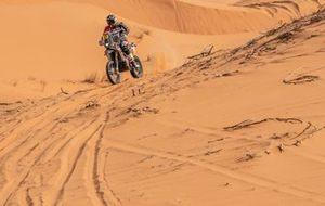 #17 FN Speed - Rieju Team KTM: Juan Pedrero Garcia