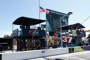 Boxenplatz: Ryan Preece, JTG Daugherty Racing