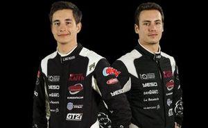 Pierre Louis Loubet, Vincent Landais, Team Oscaro