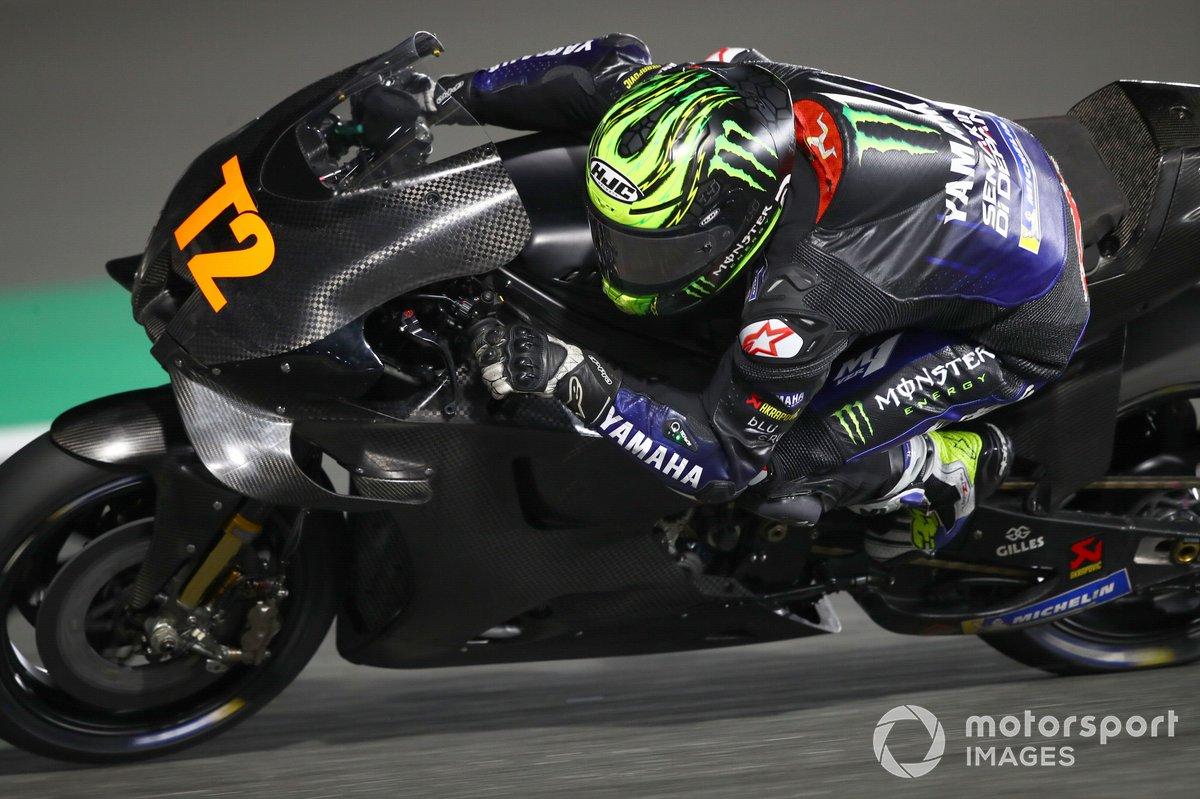 Cal Crutchlow, Yamaha Factory Racing