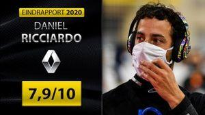 Eindrapport Formule 1 2020: Daniel Ricciardo, Renault