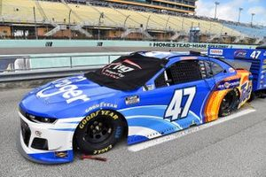 Ricky Stenhouse Jr., JTG Daugherty Racing, Chevrolet Camaro Kroger/Tide Power Pods