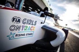 FIA Girls on Track Rising Stars logo