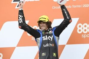 Race winner Marco Bezzecchi, Sky Racing Team VR46
