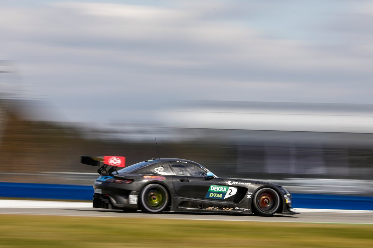 Arjun Maini, GetSpeed Performance, Mercedes AMG GT3