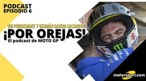 Podcast 'Por Orejas' tras el GP de Europa de MotoGP