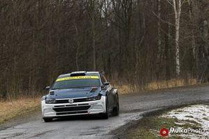 Testy przed Kowax Valašská Rally ValMez