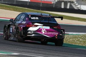 #188 AC Motorsport: Stephane Perrin, Mathieu Detry, Audi RS 3 LMS DSG