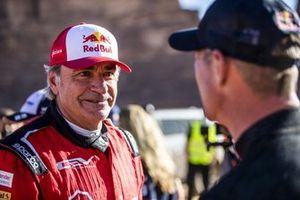 Carlos Sainz, Sainz XE Team, Sebastien Loeb, X44