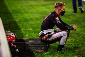 Кевин Магнуссен, Haas F1, перед стартом