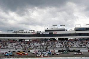 Start zum Toyota Owners 400 auf dem Richmond Raceway