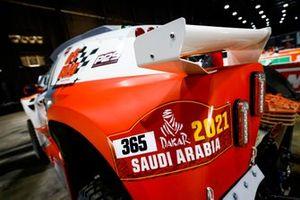 #365 Off Road Concept Fouquet Chevrolet: Hugues Moilet, Antoine Galland