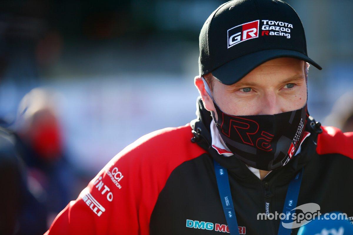 Jari-Matti Latvala, Team principal Toyota Gazoo Racing