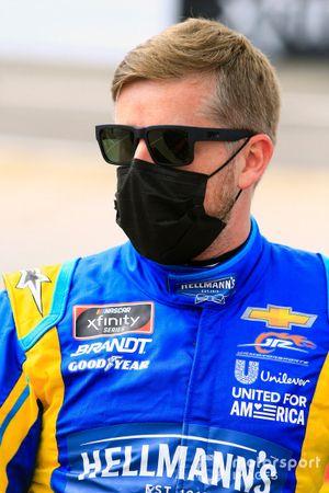 Justin Allgaier, JR Motorsports, Chevrolet Camaro Walmart Fight Hunger