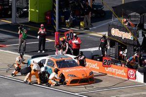 Harrison Burton, Joe Gibbs Racing, Toyota Supra Offerpad