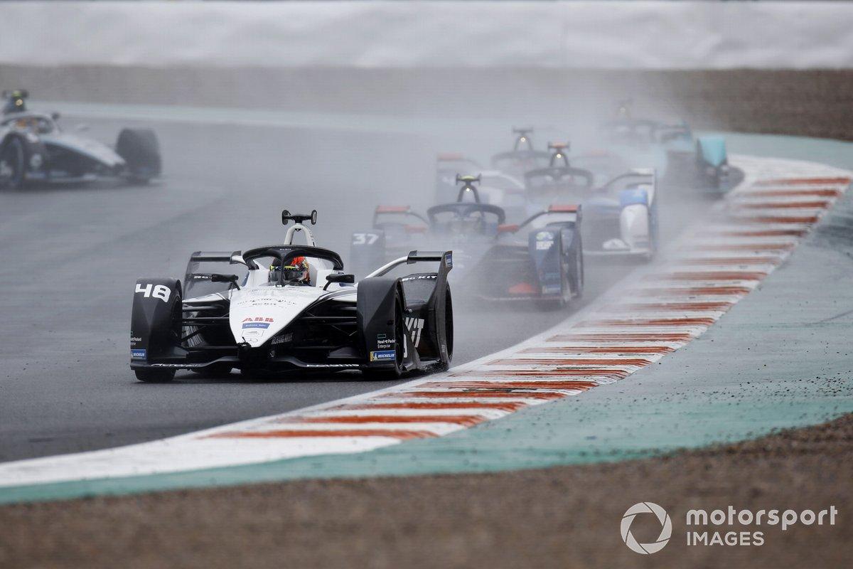 Edoardo Mortara, Venturi Racing, Silver Arrow 02, Nick Cassidy, Envision Virgin Racing, Audi e-tron FE07