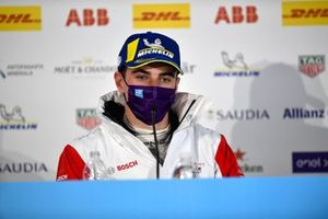 Nico Muller, Dragon Penske Autosport, 2nd position, in the Press Conference