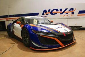 Honda NSX GT3, Nova Race