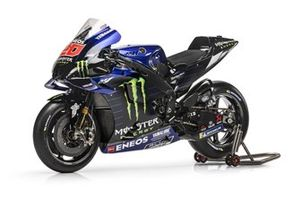 Yamaha YZR-M1 of Fabio Quartararo, Yamaha Factory Racing