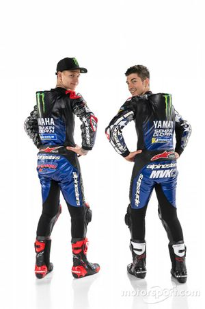 Fabio Quartararo, Yamaha Factory Racing, Maverick Vinales, Yamaha Factory Racing