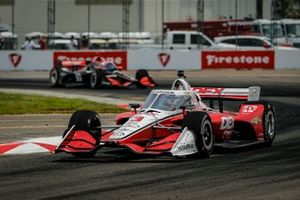 Scott McLaughlin, Team Penske Chevrolet, Will Power, Team Penske Chevrolet