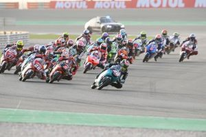Darryn Binder, Petronas Sprinta Racing leads