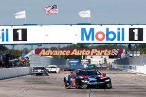 #24 BMW Team RLL BMW M8 GTE, GTLM: Augusto Farfus, Jesse Krohn, John Edwards